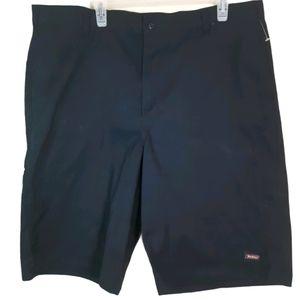 Dickies | black chino longer board shorts